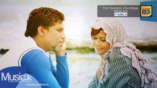 Pun Sandada Oba Mage - Nilanga Silva - Official Full HD Video From www.Music.lk