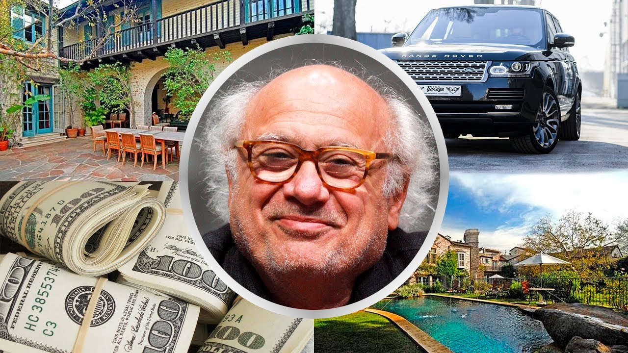 Danny DeVito Net Worth | Lifestyle | Family | House and ...