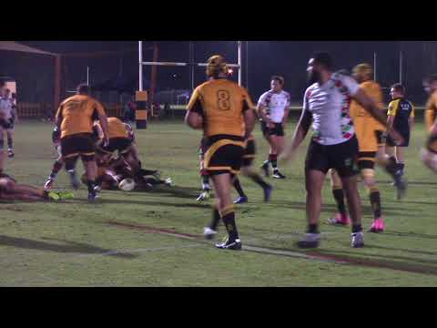 AAA Conf vs AD Harlequins 2 (9 Dec 2017) Part 3