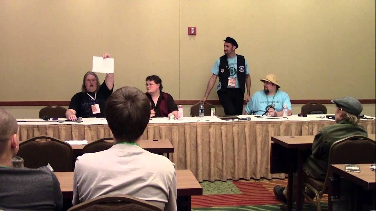 Everfree Northwest 2014 Symbolism And Literary Devices Youtube