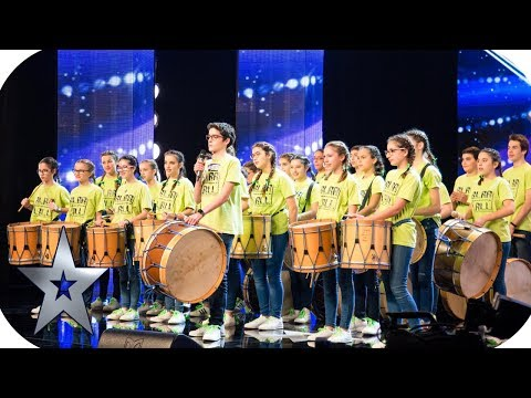 Paradiddle | Audições PGM 06 | Got Talent Portugal 2018