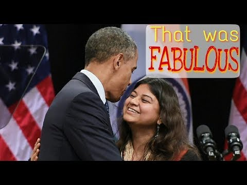 BEST INTRODUCTION SPEECH FOR BARACK OBAMA | Introducing Someone Whom Everyone Knows By NEHA BHUJ