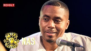 NAS | Drink Champs (FULL EPISODE)