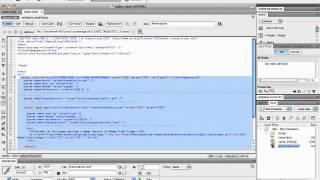 Guía: insertar swf en html, centrarlo y colocar un favicon.