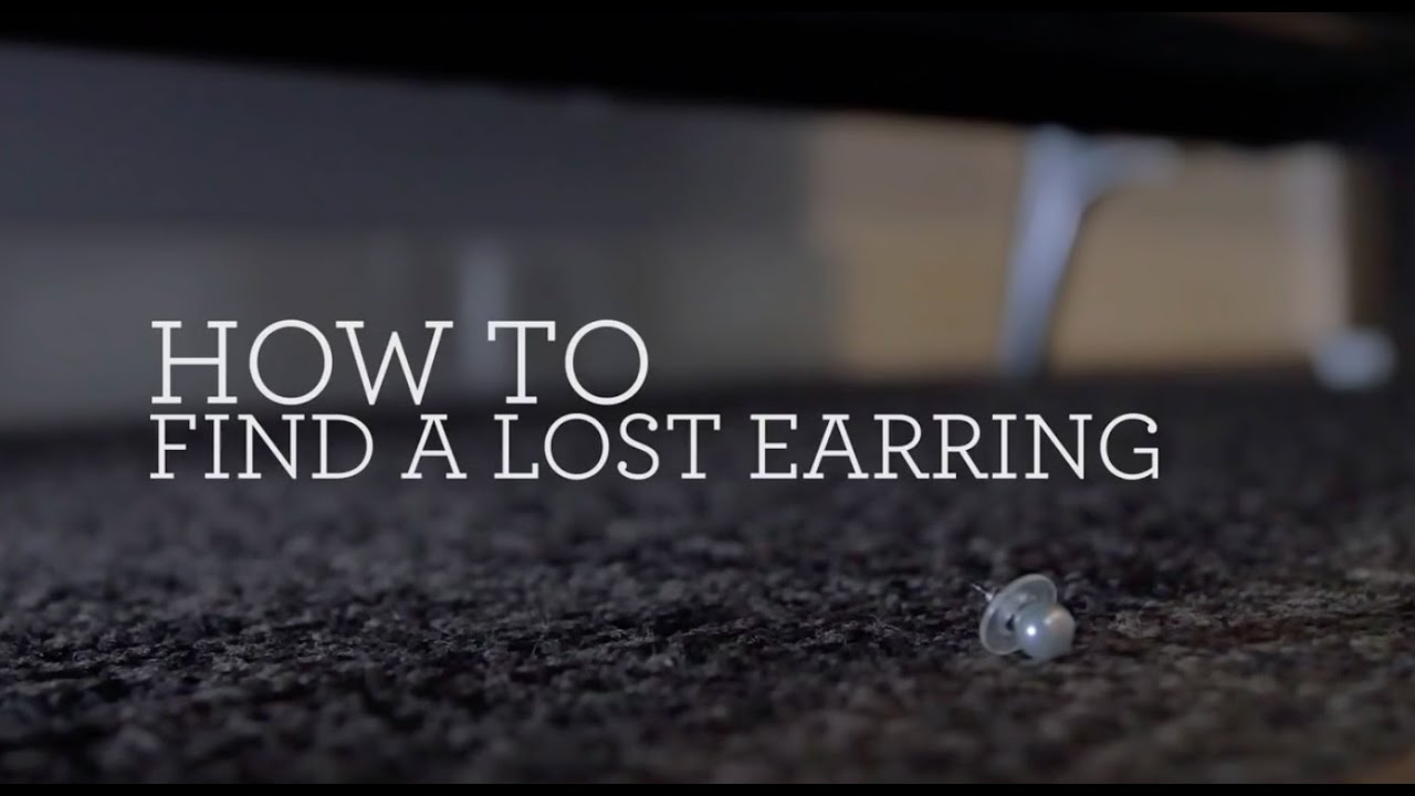 How To Find A Missing Earring Good Housekeeping Uk