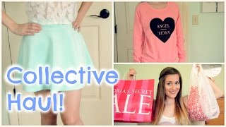 Collective Haul 2014: Victoria's Secret, Charlotte Russe, Target + MORE! Thumbnail