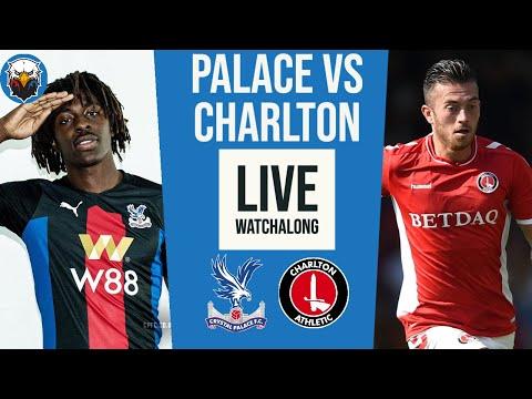 Palace vs Charlton | Live Watch-Along & General Palace Chat!