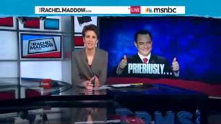 The stupid party? As Rachel Maddow predicted, GOP re-elects Reince Priebus leader