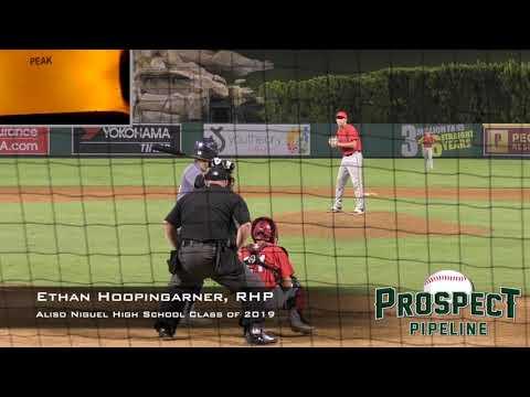 Ethan Hoopingarner Prospect Video, RHP, Aliso Niguel High School Class of 2019