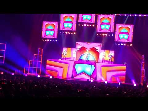 Steps Better Best Forgotten / Last Thing On My Mind  - Glasgow SSE Hydro 16/11/17