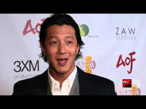 Will Yun Lee talks about his honorary award from Asians On Film