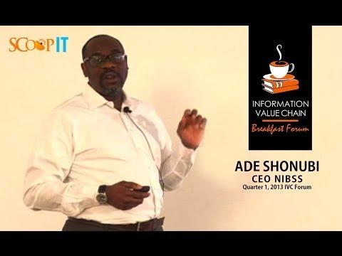 Ade Shonubi: NIBSS PCI-DSS Journey