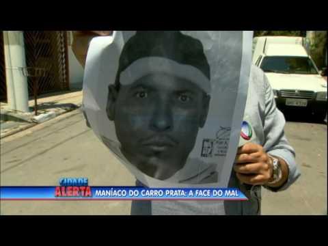 Polícia divulga retrato-falado do maníaco que ataca em Taboão da Serra, em SP