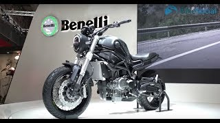 Benelli Leoncino 800 pre-production bike revealed | First look