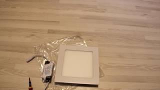 видео Потолочные светильники Армстронг: выбор и монтаж