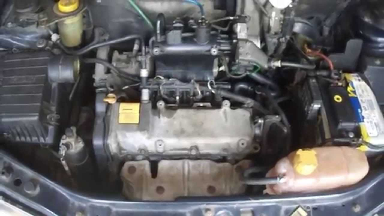Diagn 211 Stico De Falha No Fiat Palio Fire 2006 Motor Flex 8