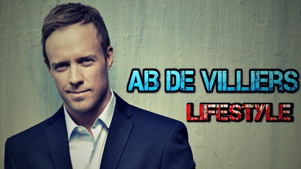 AB De Villiers Mr 360