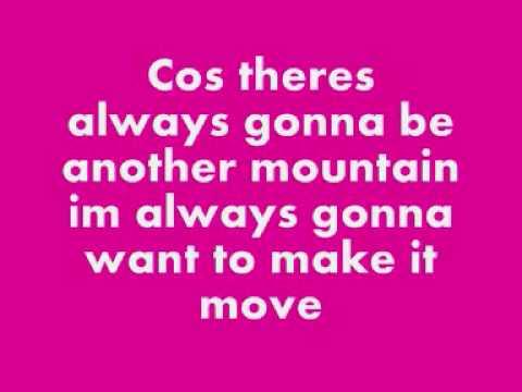 Joe McElderry - The Climb Lyrics
