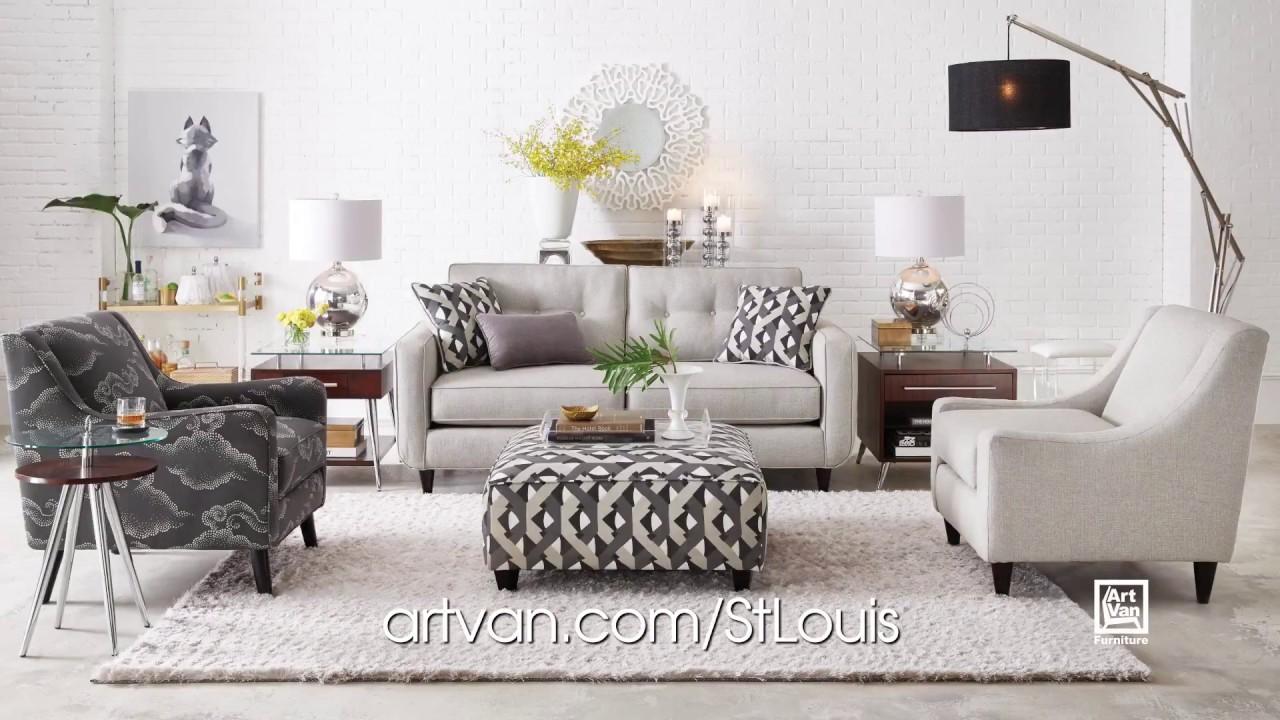 Art Van Furniture St. Louis Modern Furniture is Here