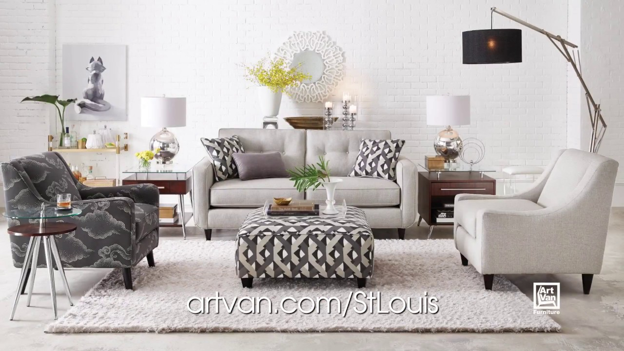 Merveilleux Art Van Furniture St. Louis Modern Furniture Is Here