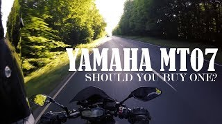 Yamaha MT07 FZ 07 - Long term test. Should you buy one?