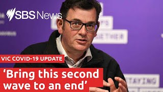 COVID-19: Daniel Andrews gives green light for businesses to reopen I SBS News