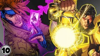 Top 10 Superheroes That Hold Back Their Super Powers - Part 2