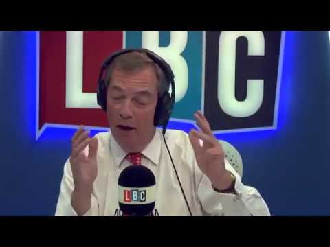 Nigel Farage Discusses the Living Corpse Tony Blair
