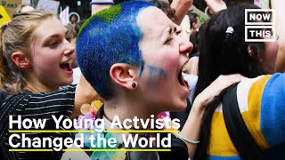 2019 Was the Year the Youth Climate Movement Stood Up   NowThis