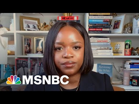 Brittany Packnett: Black People Shouldn't Have To Be Humanized In Court | Ayman Mohyeldin | MSNBC
