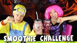 Smoothie Challenge Halloween / RonaldOMG / GamerGirl