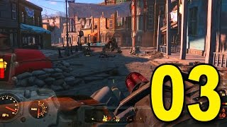 Fallout 4 - Part 3 - Power Armor Suit! (Let