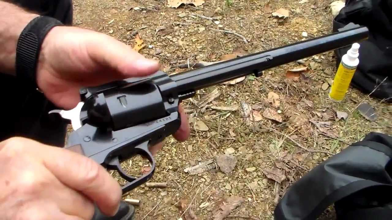firing the super blackhawk 44 magnum revolver youtube