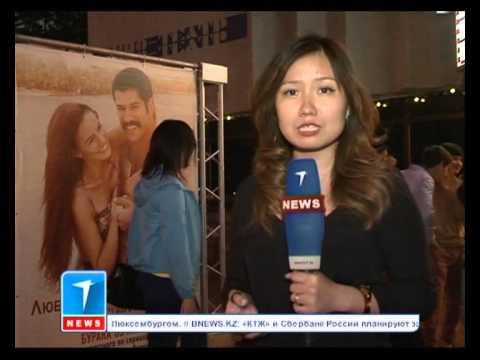 Бурак Озчивит (Бали Бей) посетил Алматы