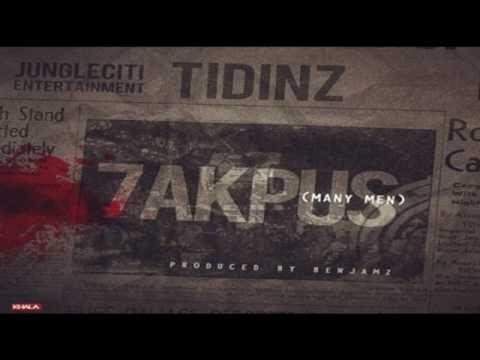 Tidinz – 7AKpus Many Men OFFICIAL AUDIO 2017   YouTube