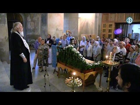 Проповедь под праздник Успения Пресвятой Богородицы