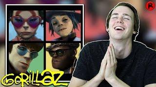 Gorillaz - Humanz   Album Review