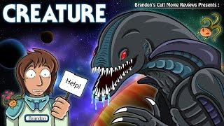 Brandon's Cult Movie Reviews: Creature