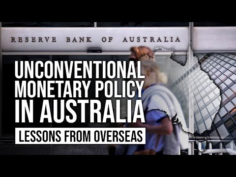Unconventional Monetary Policy, Negative Interest Rates & QE - Lessons From Overseas