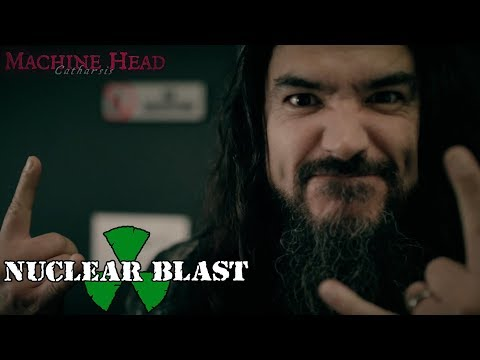 MACHINE HEAD - Catharsis: Fan Listening Session (OFFICIAL VIDEO)