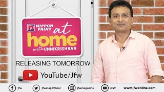 Promo|  At home with Unnikrishnan |Releasing Tomorrow