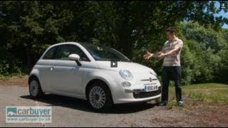 Fiat 500 hatchback review - CarBuyer
