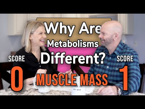 why-are-metabolisms-so-different?