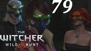 The Witcher 3 Wild Hunt Прохождение Серия 79 (Бал-Маскарад)