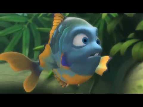 การ์ตูนปลาตลก