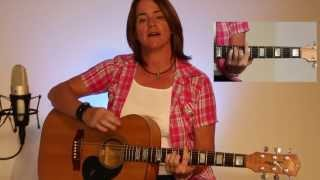 Just Give Me a Reason Guitar Lesson by Marie Wilson Mp3