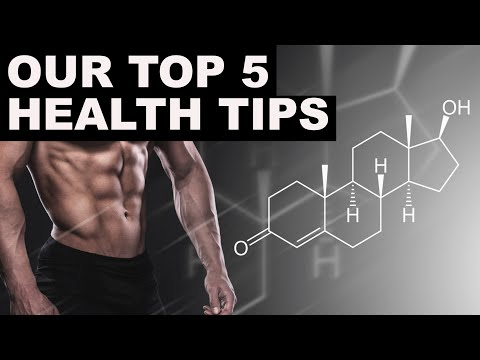 5 Health Tips In Under 1 Minute Expert Fitness Advice