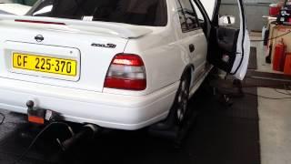 vuclip Nissan Sentra 200sti NeoVVL