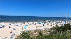 Urlaub in Ückeritz an der Ostsee  auf der Insel Usedom 2018 mit Action Cam GoPro Hero 6