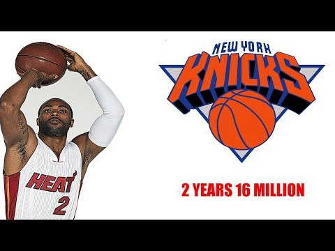 NY KNICKS SIGN WAYNE ELLINGTON TO A 2 YEAR 16 MILLION DOLLAR CONTRACT!